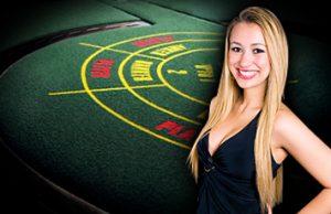 Punto Banco online casino's live